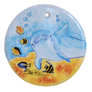 formella delfino