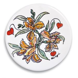 openonlus-bomboniere-solidali-formella-coppola-orchidea
