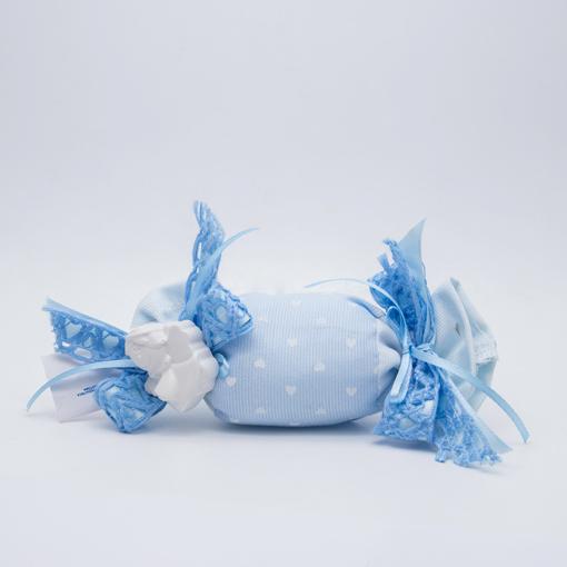 openonlus-bomboniere-solidali-caramella-cotone-azzurro-cuori