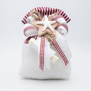 openonlus-bomboniere-solidali-sacchetto-righe-bianco-rosso