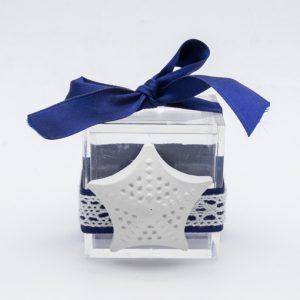 openonlus-bomboniere-solidali-scatolina nastro-raso-blu