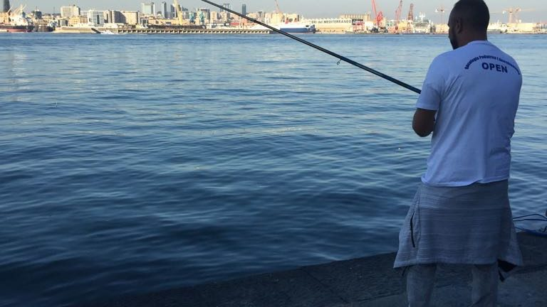 Pesca un sorriso