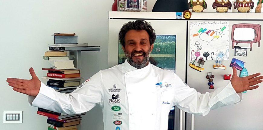 Flavio Insinna ospite di Buonissimi 2018