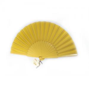 ventaglio giallo